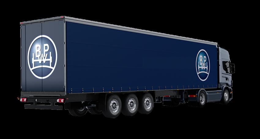 Camion BPW Rework